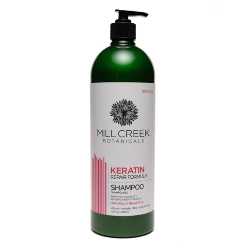 Mill Creek Keratin Shampoo 32oz