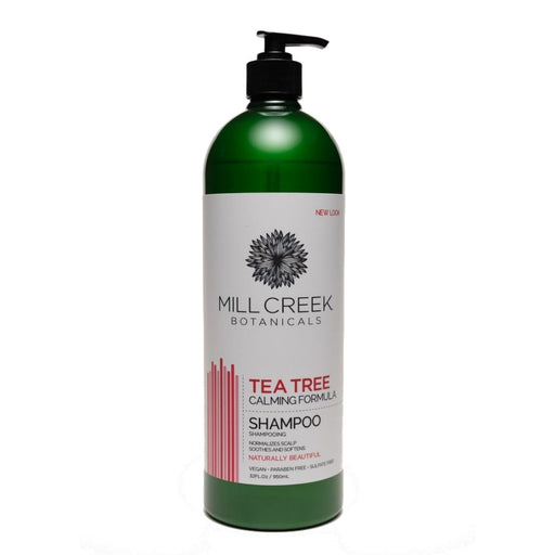 Mill Creek Tea Tree Shampoo 32oz