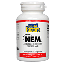 Natural Factors NEM 500mg