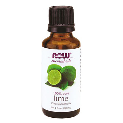 NOW Essential Oil Lime 100% Pure 30ml