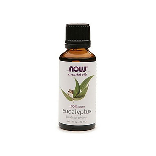 NOW Essential Oil Eucalyptus 100% Pure 30ml
