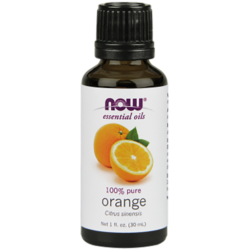 NOW Essential Oil Orange 100% Pure 30ml