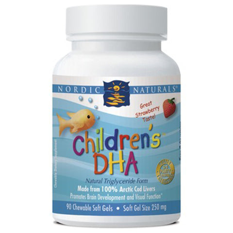 Nordic Naturals Children's DHA 90 Chewables
