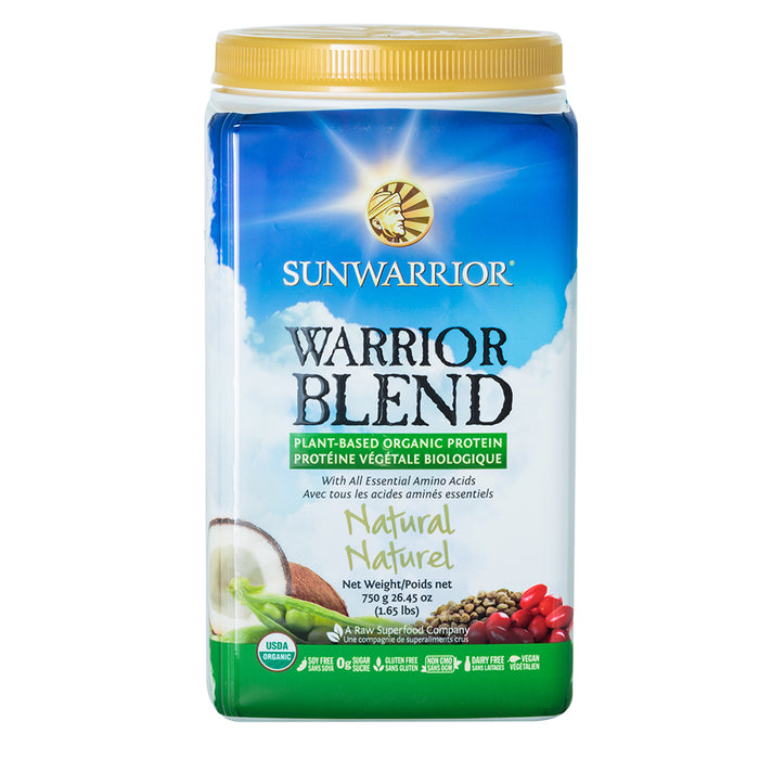 Sun Warrior Warrior Blend Natural