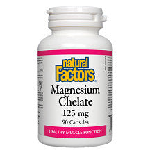 Natural Factors Magnesium Chelate