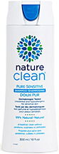 Nature Clean Herbal Shampoo and Conditioner