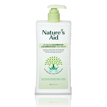 NATURE'S AID SHAMPOO & CONDITIONER