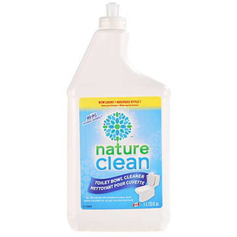 Nature Clean Toilet Bowl Cleaner  1L