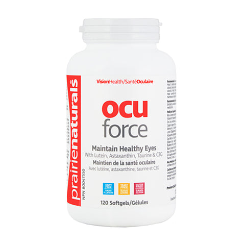 Prairie Naturals Ocu Force 120 softgel