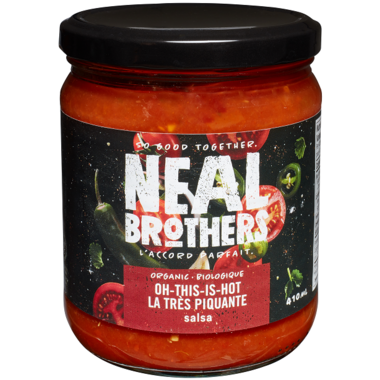 Neal Brothers Oh-this-is-Hot Salsa 410 ml