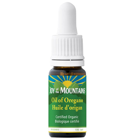 Joy of the Mountains: Oil of Oregano 10 ml