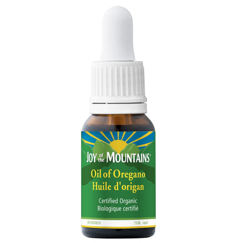 Joy of the Mountains: Oil of Oregano 15 ml