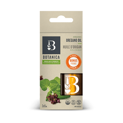 Botanica Oregano Oil Bonus Pack 2 for 1