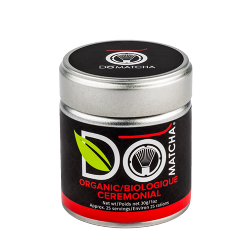 DoMatcha Organic Ceremonial Matcha Tea 1oz Tin