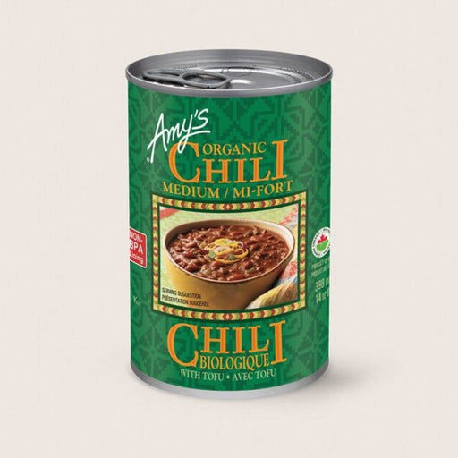 Amy's Organic Chili Medium 398ml