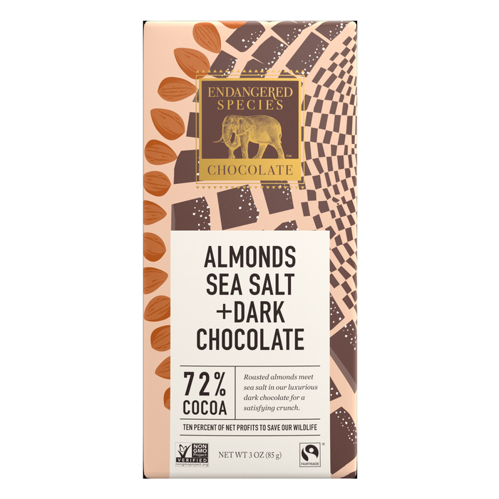 Endangered Species Chocolate Bars 85g