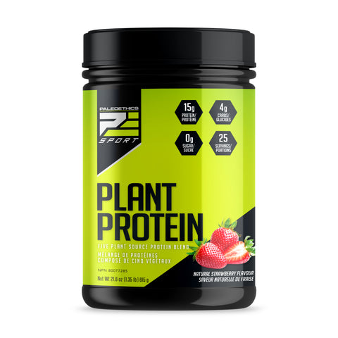 Plant Protein Strawberry: Paleoethics