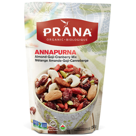 Prana trail mixes 150g