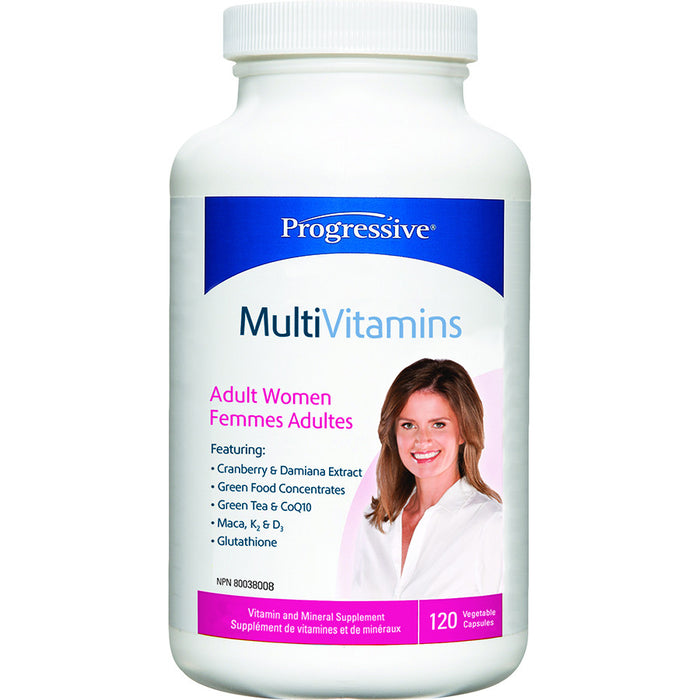 Progressive Women's Multivitamin 120 VCapsules Best Buy