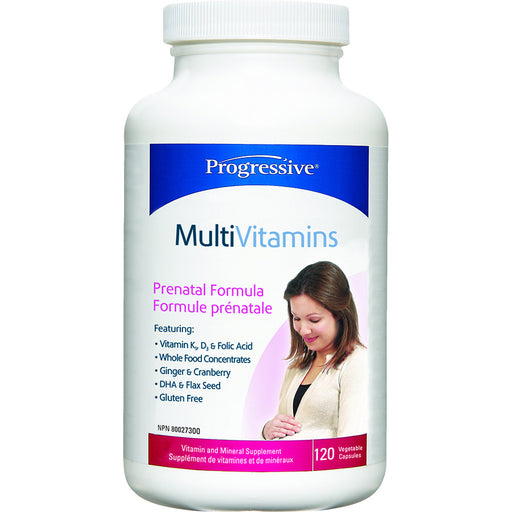 Progressive prenatal multi vitamin 120 V capsules Best Buy