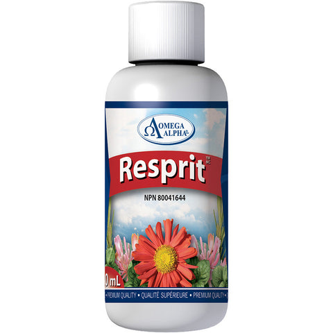 Omega Alpha Resprit 120ml
