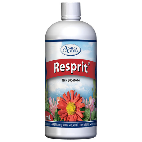 Omega Alpha Resprit 500ml