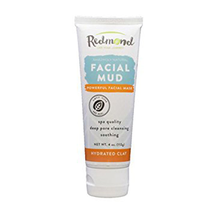 Redmond Facial Mud Hydrated Clay