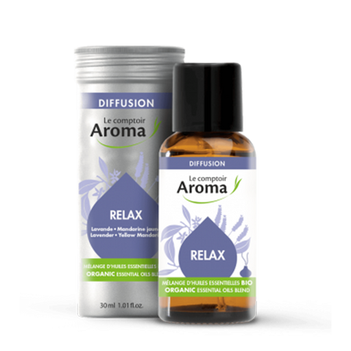 Le Comptoir Aroma Essential Oil Blend Relax