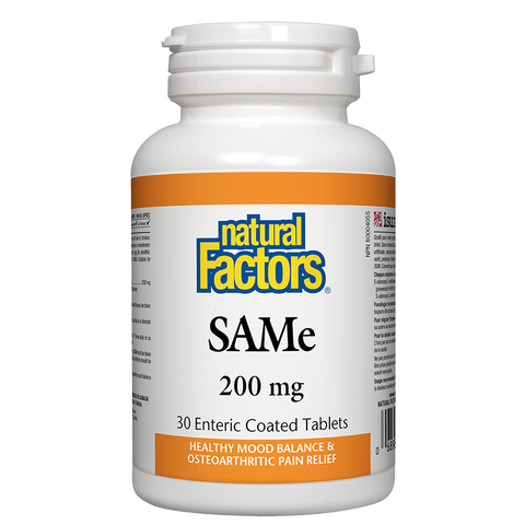 Natural Factors SAM E