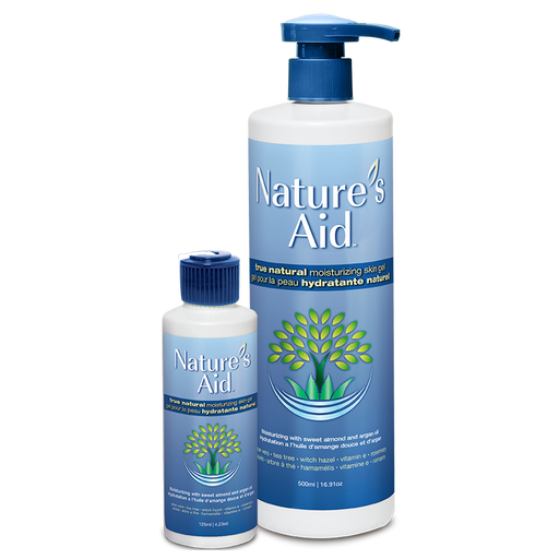 Nature's Aid True Natural Moisturizing Skin Gel 125ml