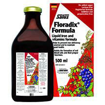Salus Floradix® Formula Liquid Iron 250ml