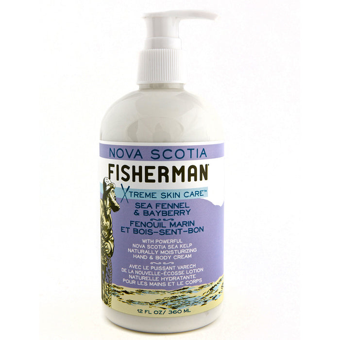 Nova Scotia Fisherman Xtreme Skin Care Sea Fennel & Bayberry 360ML