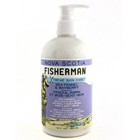 Nova Scotia Fisherman Xtreme Skin Care Sea Fennel & Bayberry