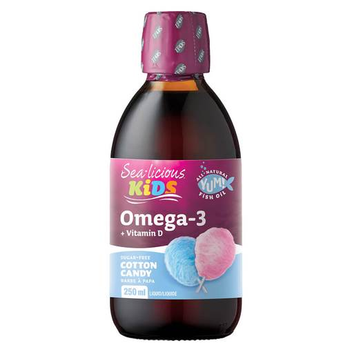 Sea-licious Kids Cotton Candy 250ml