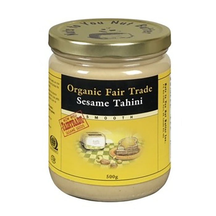 Nuts to You Organic Sesame Tahini 500g
