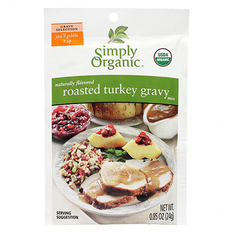 Simply Organic Gravy Mixes