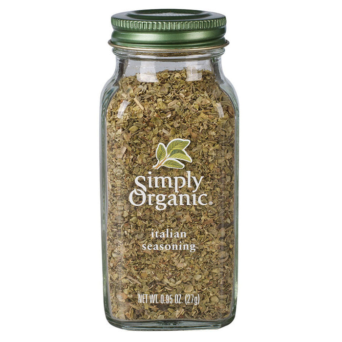 Simply Organic Herbs & Spices
