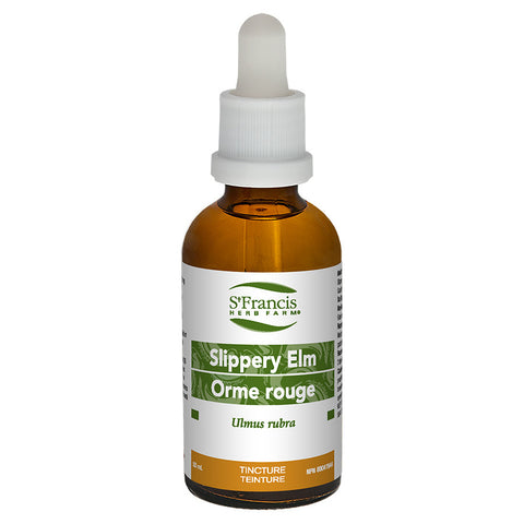 St Francis Herb Farm Slippery Elm 50 ml at the Natural Food Pantry