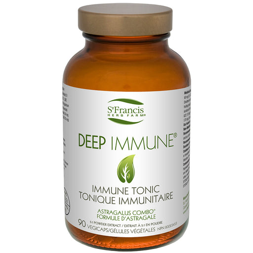 St Francis Deep Immune 90 VCapsules