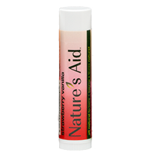 Nature's Aid Lip balms