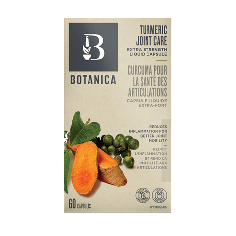 Botanica Turmeric Joint Care 60 caps
