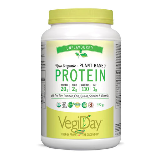 VegiDay Protein Powder Unflavoured