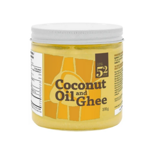 St Francis Coconut Oil and Ghee 370g