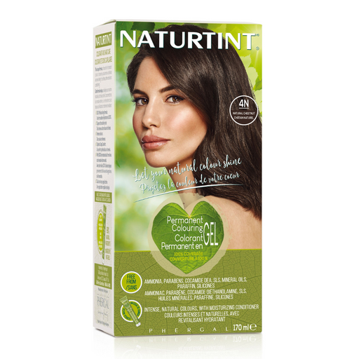 Naturtint Ammonia-Free Hair Coloring 4N Natural Chestnut