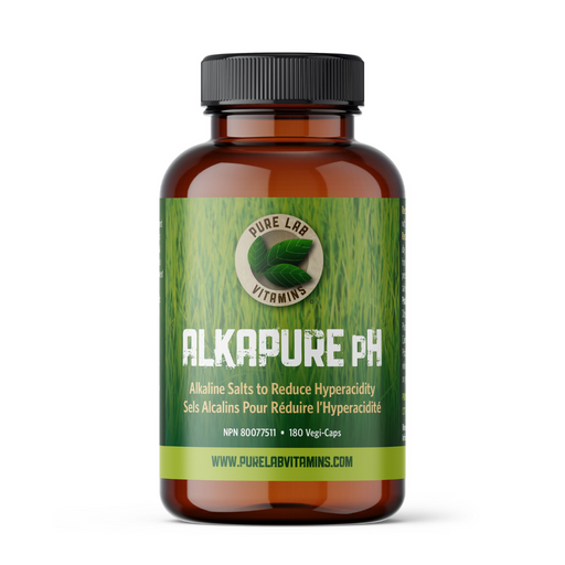 Pure Lab Vitamins Alkapure 180 v-caps