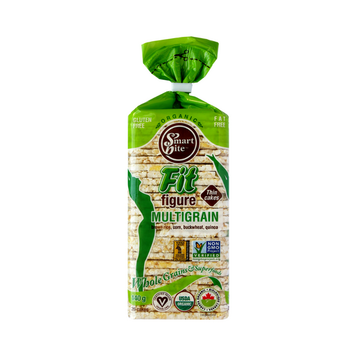 Smart Bite Multigrain Rice Cakes 140g