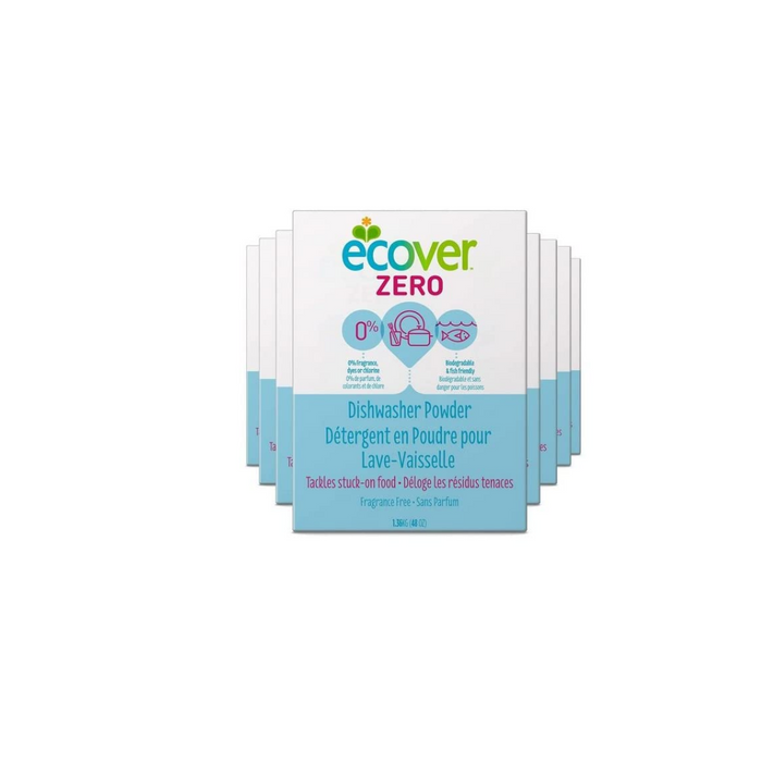 Evover Automatic Dishwashing Powder Fragrance Free 1.36kg