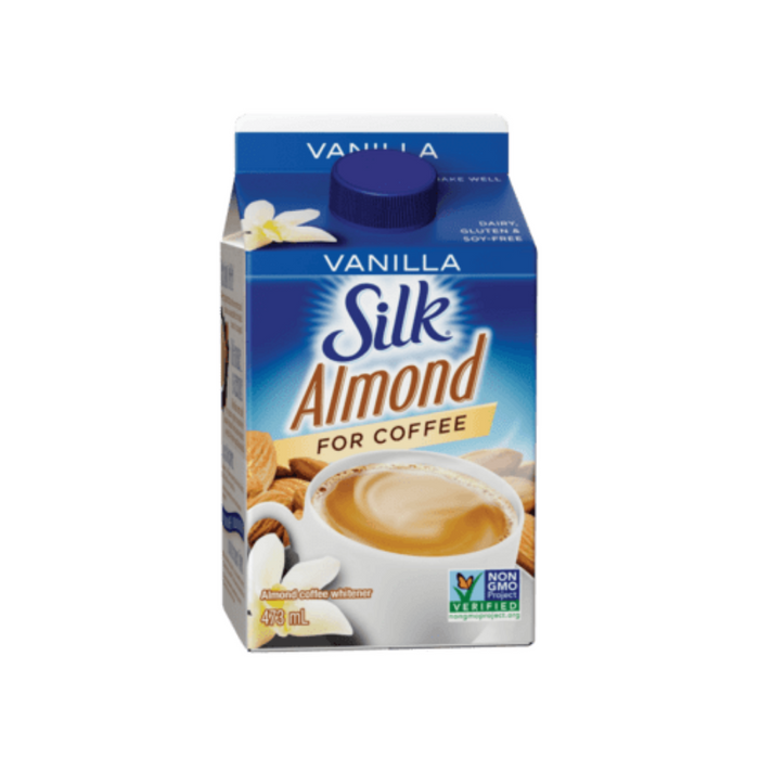 Silk Vanilla Almond for Coffee 473ml