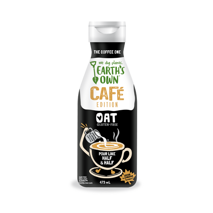 Earth's Own Oat Half & Half 473ml