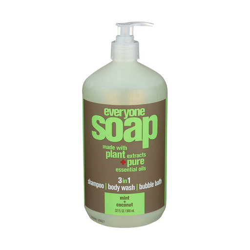Everyone 3 in 1 Soap 946ml Mint + Coconut